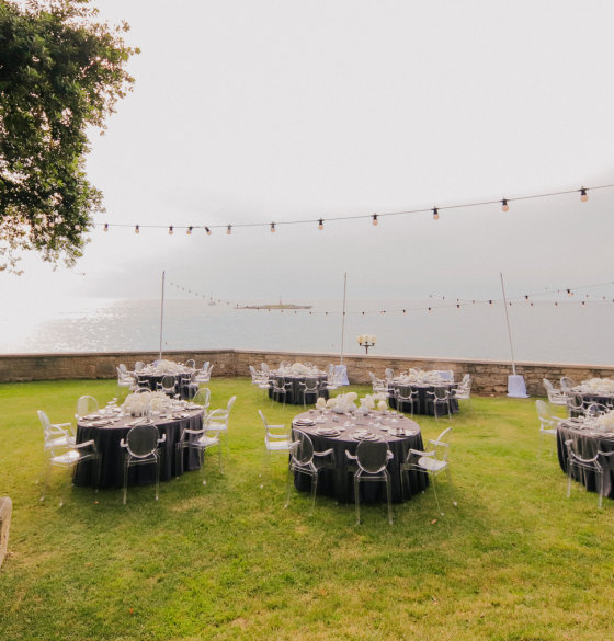 Villa Polesini Garden Wedding